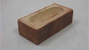 Machine-Pressed Bricks