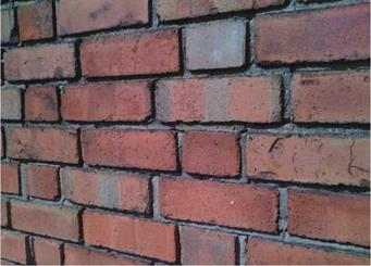 . REPAIRING PERISHED MORTAR JOINTS