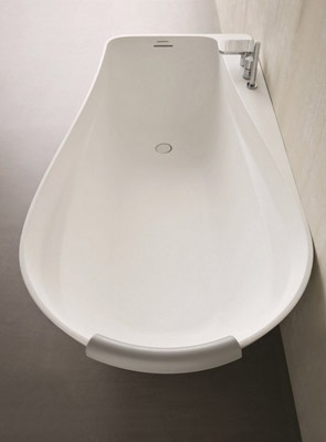 Form of a bath of
