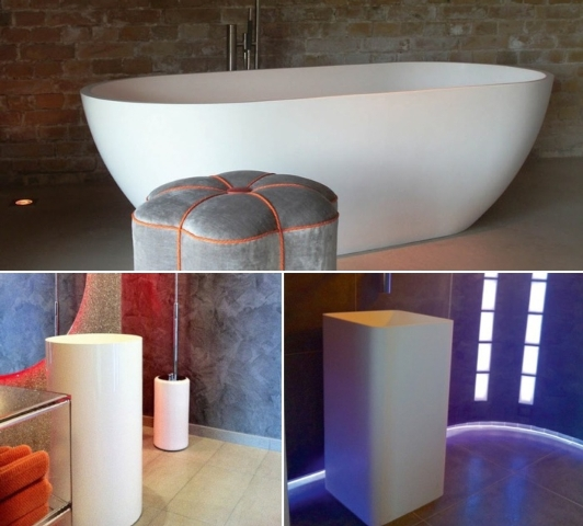 Mineral molding – a new trend in production of bathroom equipment of