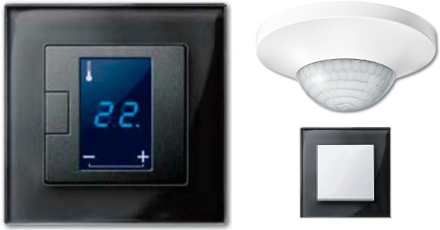 Warmly with a prefix smart. New thermostats