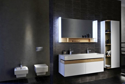 Universal collection for bathrooms